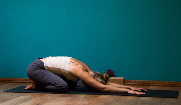 Child Pose Yoga pose Balasana - 6 Best Hatha Yoga Asanas And Their Benefits
