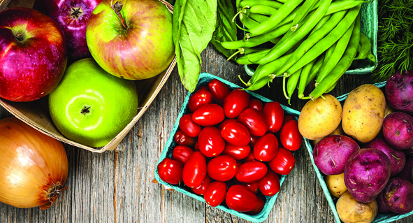 DASH Diet to Control Your Blood Pressure