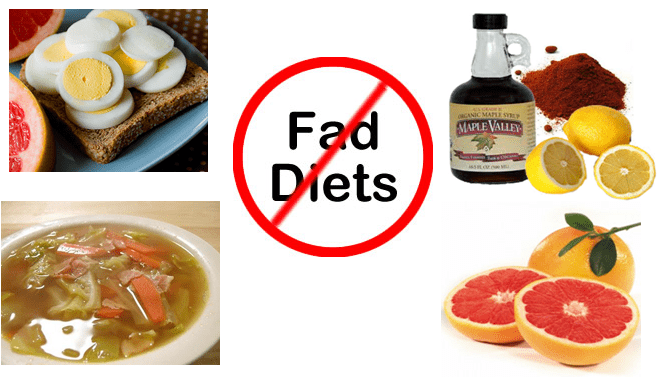 The Advantages and Disadvantages of Fad Diets