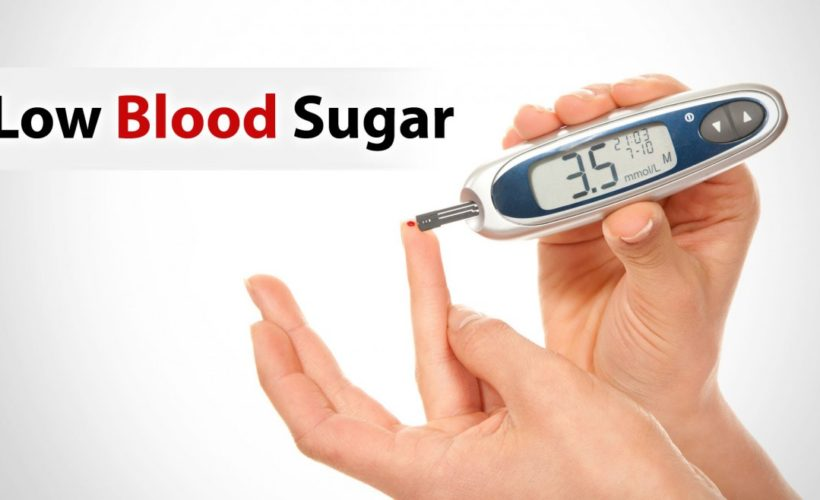 Symptoms of Low Blood Sugar