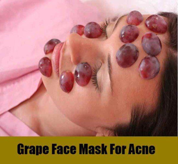 3 Ways To Make Grape Face Mask At Home