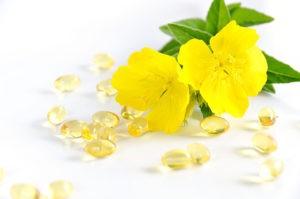 Evening primrose oil leaf 300x199 - Incredible Health Benefits Of Primrose Oil
