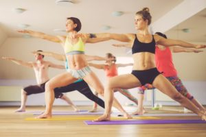 Difference between Bikram Yoga and Hot Yoga