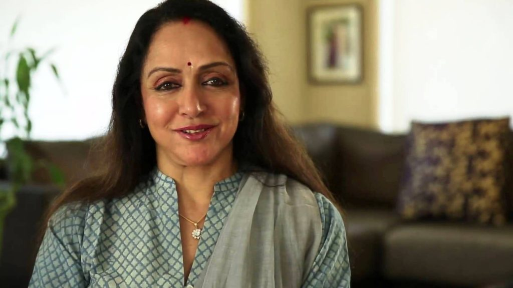 Hema Malini Beauty, Fitness Tips & Diet Plan