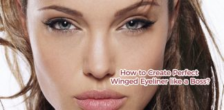 How to Create Perfect Winged Eyeliner like a Boss