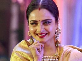 Indian Film Actress Rekha Beauty, Fitness Tips & Diet Plan
