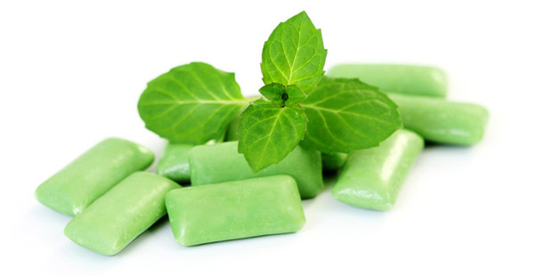 chewing gum mint - How to Reduce The Alcohol Breath