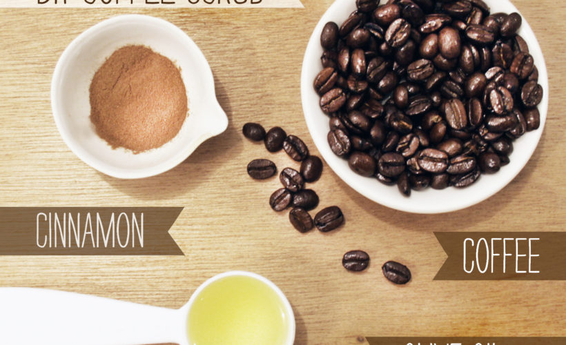 DIY Homemade Two-Ingredient Coffee Scrubs for Face