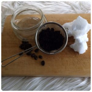 homemade coffee scrub for glowing skin made with only 2 ingredients 1 300x300 - DIY Homemade Two-Ingredient Coffee Scrubs for Face