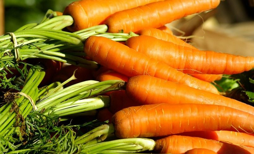 31 Smoothies With Carrots by GreenBlender carrots 820x500 - Best 10 Cheap and Healthy Foods for Weight Loss
