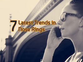 7 Latest Trends in Nose Rings