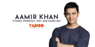 Aamir Khan Fitness Workout, Diet and Exercises