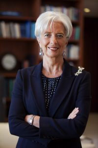Christine Lagarde 1 3 200x300 - 10 Most Powerful Women List in 2017