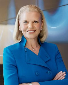 Ginni Rometty 10 1 239x300 - 10 Most Powerful Women List in 2017