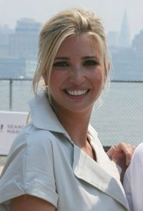 Ivanka Trump 5 1 203x300 - 10 Most Powerful Women List in 2017