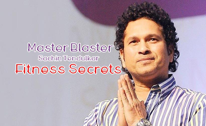 Master Blaster Sachin Tendulkar Fitness Secrets 1 - Master Blaster Sachin Tendulkar Fitness Secrets