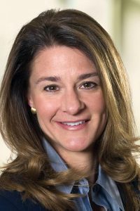 Melinda Gates 1 1 200x300 - 10 Most Powerful Women List in 2017