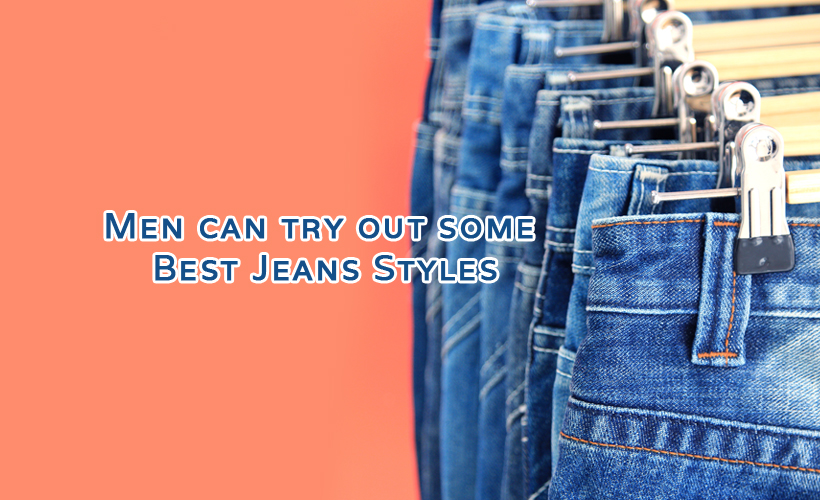 Men can try out some Best Jeans Styles 1 - Men can try out some Best Jeans Styles