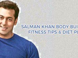 Salman Khan Body Building, Fitness Tips & Diet Plan