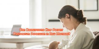 Can breastfeeding Help Prevent postpartum depression in new mothers