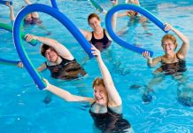 Wonderful Health Benefits of Exercising in Water
