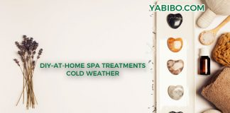 DIY–At-Home Spa Treatments: Cold Weather