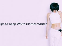 Tips to Keep White Clothes White?