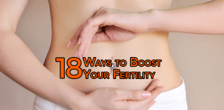18 Ways to Boost Your Fertility