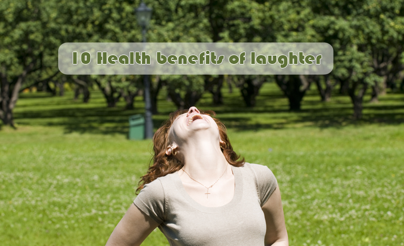 Top 10 Health Benefits of Laughter
