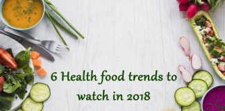 6 Health Food Trends To Watch In 2018