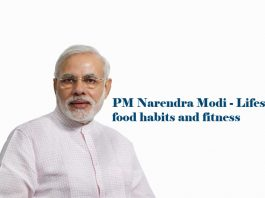 Prime Minister Narender Modi: lifestyle, food habits, and fitness