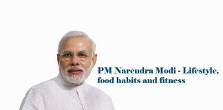 Prime Minister Narender Modi: lifestyle, food habits, and fitness
