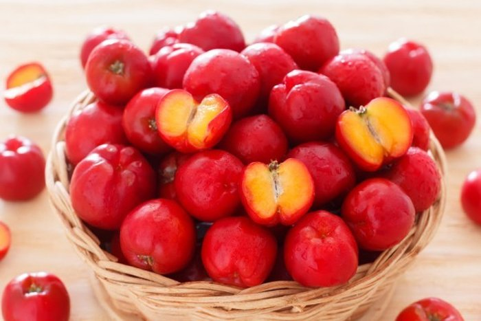 acerola influenza - 7 Amazing Health Benefits Of Acerola shrub