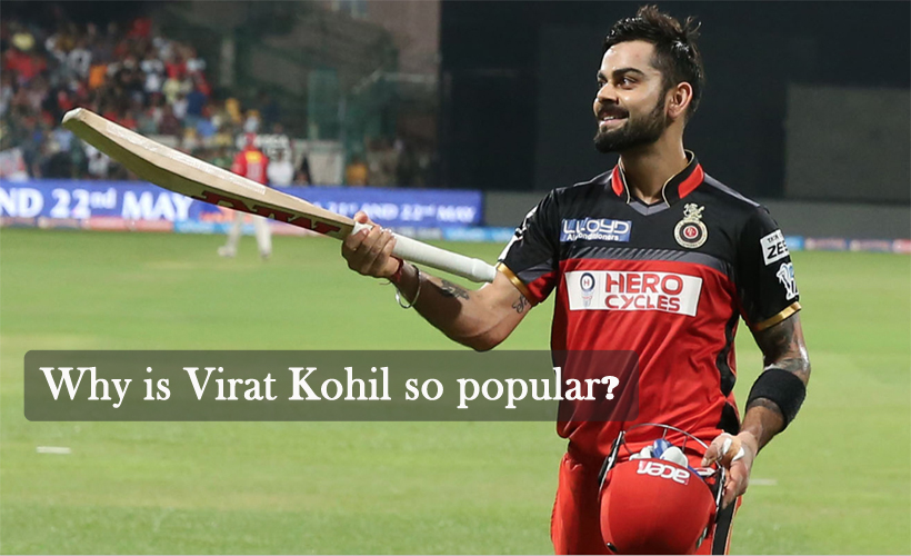 virat kohli hd photo in IPL batting - Why is Virat Kohli so popular?