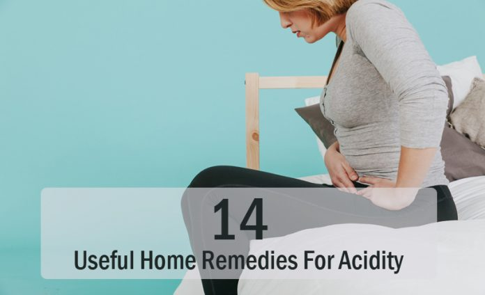 14 Useful Home Remedies for Acidity (Heartburn)