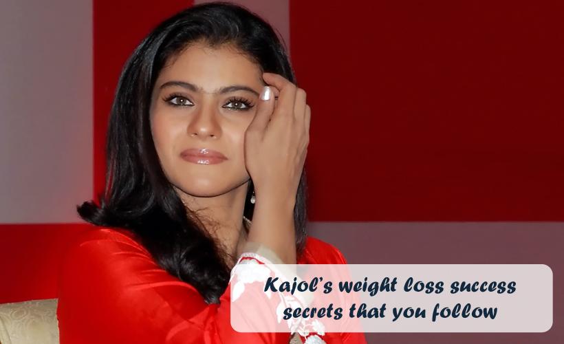 Kajol 1 - Kajol's Weight Loss Success Secrets That You Can Follow