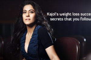 Kajol's Weight Loss Success Secrets That You Can Follow