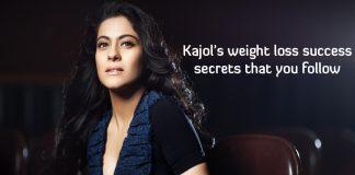 Kajol's Weight Loss Success Secrets That You Can Follow