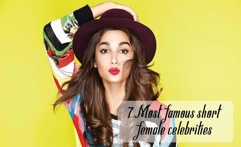 alia bhatt quad hd HD - 7 Most Famous Short Female Celebrities