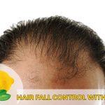 Hair fall control with lemon