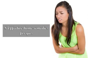 8 Effective Home Remedies for Gas