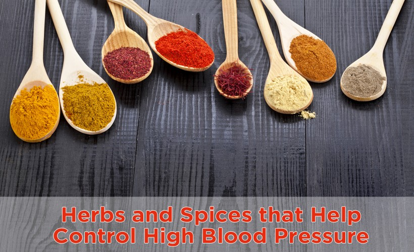 shutterstock 95373871 - Herbs and Spices that Help Control High Blood Pressure