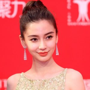 Angelababy Dress Shanghai International Film Festival 2016 300x300 - Top 30 Beautiful Chinese Girls