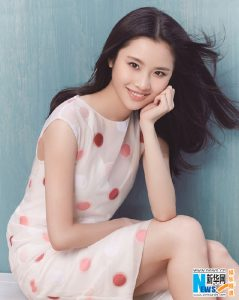 Zhang Huiwen 239x300 - Top 30 Beautiful Chinese Girls