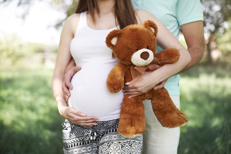 storyblocks part of future parents with teddy bear S zK1Av5M 1 - Alpha-Fetoprotein (AFP) Test during Pregnancy