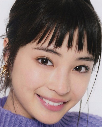suzu hirose portrait - 15 Most Beautiful Japanese Girls