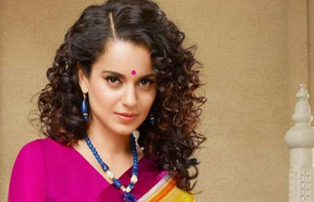 Kangna Ranaut - 8 Indian Celebrities and Their Favorite Hairstyles