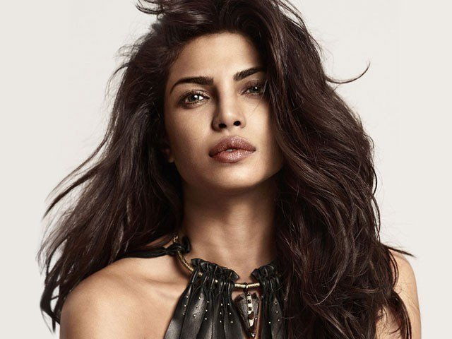 Priyanka Chopra - 8 Indian Celebrities and Their Favorite Hairstyles