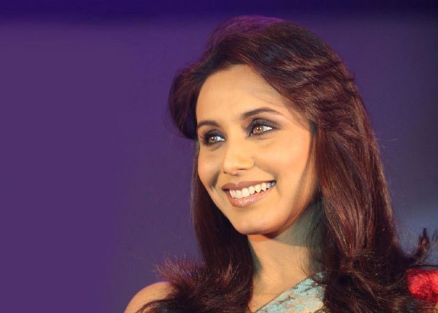 Rani Mukherjee - 8 Indian Celebrities and Their Favorite Hairstyles