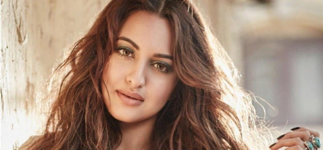 Sonakshi Sinha - 8 Indian Celebrities and Their Favorite Hairstyles